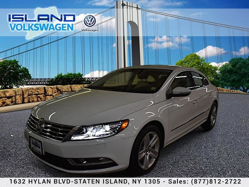 pre-owned 2017 volkswagen cc 2.0t sport 4dr car in staten island